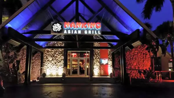 Nanking Asia Grill