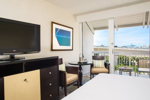 Tower Intracoastal Water View King Room